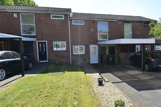 Thumbnail Terraced house for sale in Mount Pleasant Drive, Stirchley, Telford