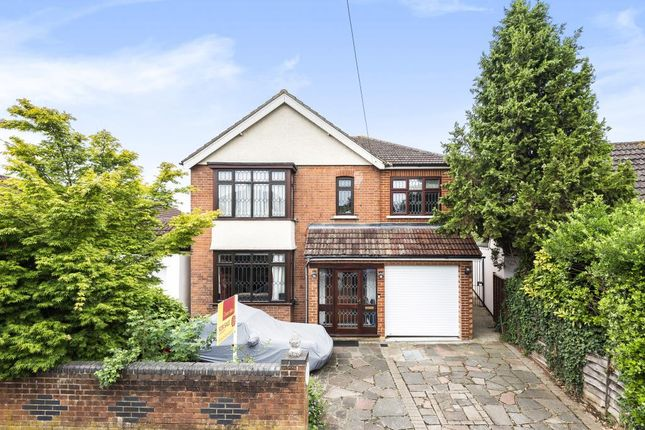 Thumbnail Detached house for sale in Staines-Upon-Thames, Surrey