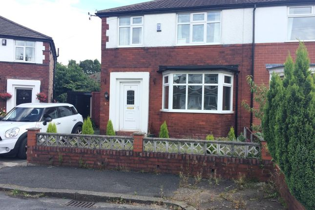 Thumbnail Semi-detached house to rent in Eastfield, Salford