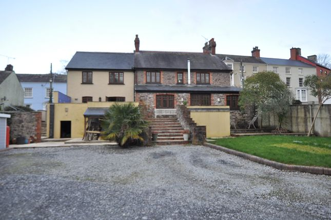 Thumbnail Detached house for sale in Lythmore, Clifton Street, Laugharne