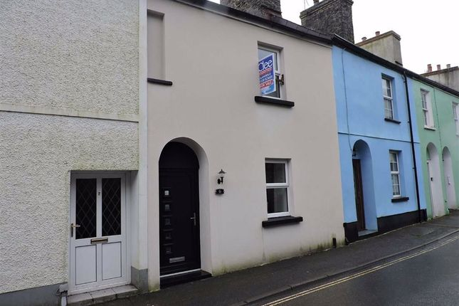 Thumbnail Terraced house for sale in Church Street, Ffairfach, Llandeilo