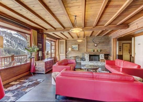 Detached house for sale in Val-D'isère, France