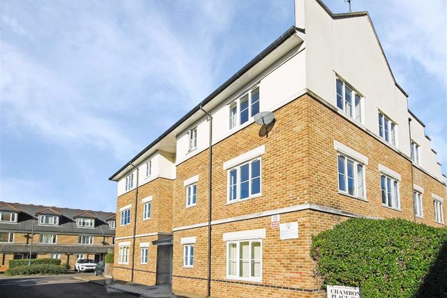 Thumbnail Flat for sale in Chambon Place, London