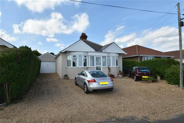 Thumbnail Bungalow for sale in Old Dover Road, Capel-Le-Ferne, Folkestone