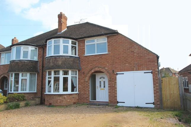 Thumbnail Semi-detached house for sale in Ash Grove, Stratford-Upon-Avon