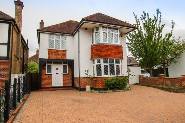 Thumbnail Detached house to rent in Harcourt Road, Wallington