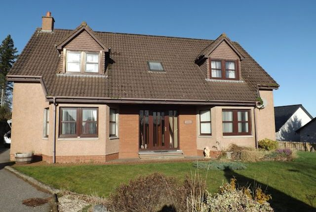 Thumbnail Detached house for sale in 24 Stagcroft Park, Tain