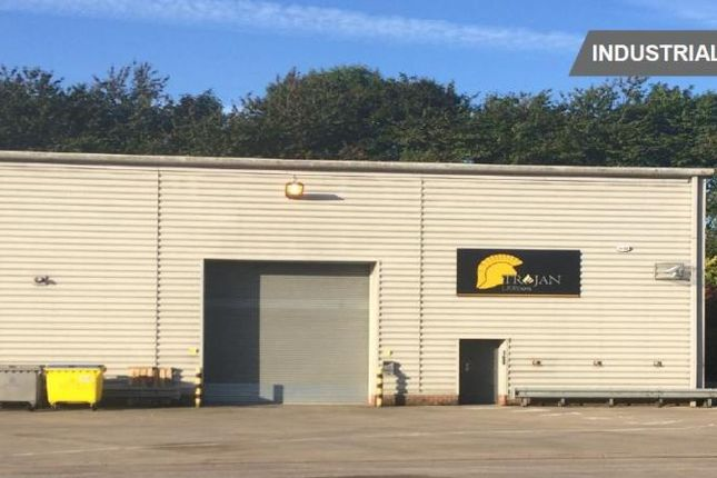 Industrial to let in Unit Lecturers Close, Bolton