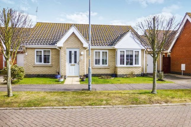 Thumbnail Detached bungalow for sale in Cherry Tree Avenue, Martham, Great Yarmouth