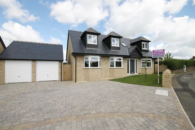 Thumbnail Detached house for sale in Rectory Road, Duckmanton, Chesterfield