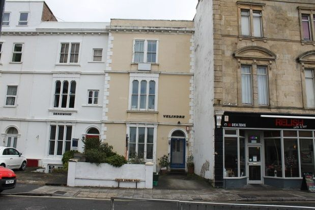 Thumbnail Flat to rent in Lower Church Road, Weston-Super-Mare