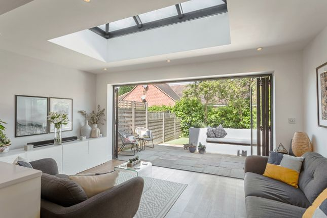 Thumbnail Town house to rent in Pegasus Place, St Albans