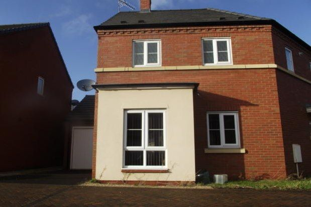 Thumbnail Semi-detached house to rent in Edgbaston, Birmingham