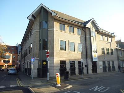 Thumbnail Office to let in Park Road, Peterborough