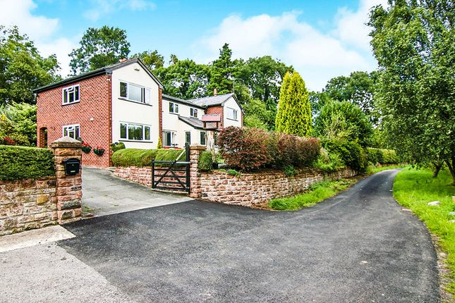Thumbnail Detached house for sale in Picton Valley, Picton, Chester