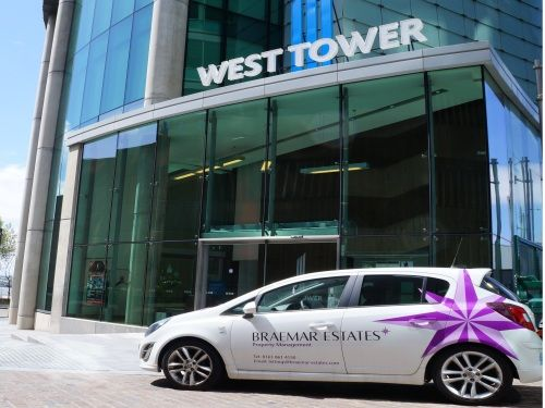 2 bed flat for sale in West Tower, 8 Brook Street, Liverpool