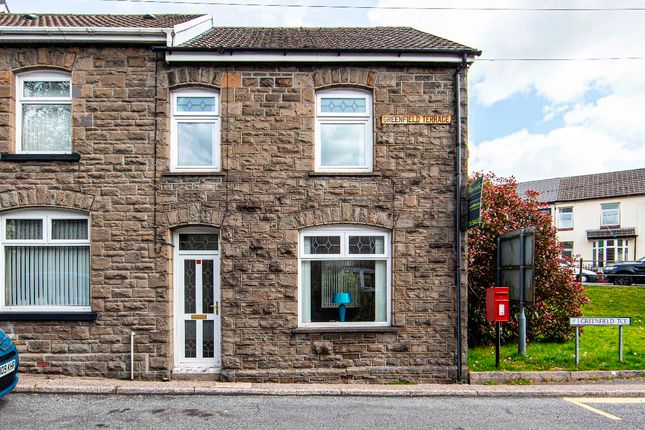3 bed terraced house for sale in Greenfield Terrace, Abercynon, Mountain Ash CF45