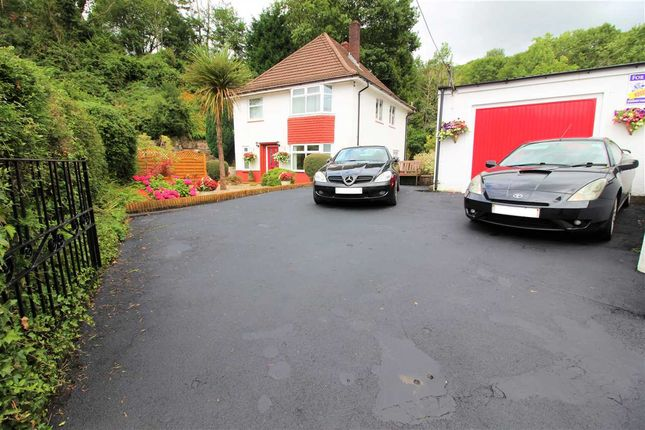 Thumbnail Detached house for sale in Min Y Nant, Victoria Street, Ystrad