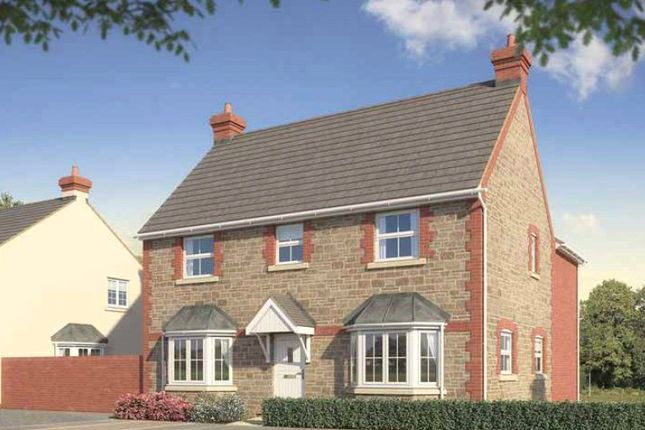 Thumbnail Detached house for sale in Barrington Park, Highworth Road, Shirvenham