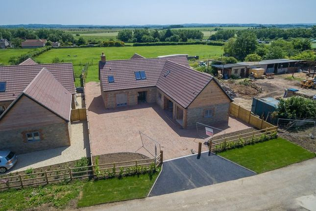 Thumbnail Detached house for sale in Windmill Lane, Pibsbury, Langport