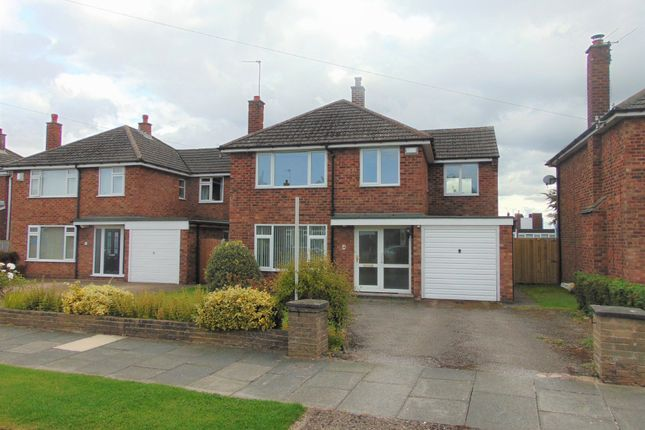 Thumbnail Detached house to rent in Angus Road, Bromborough, Wirral, Merseyside