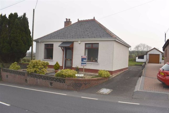 2 bed detached bungalow for sale in Pencader SA39