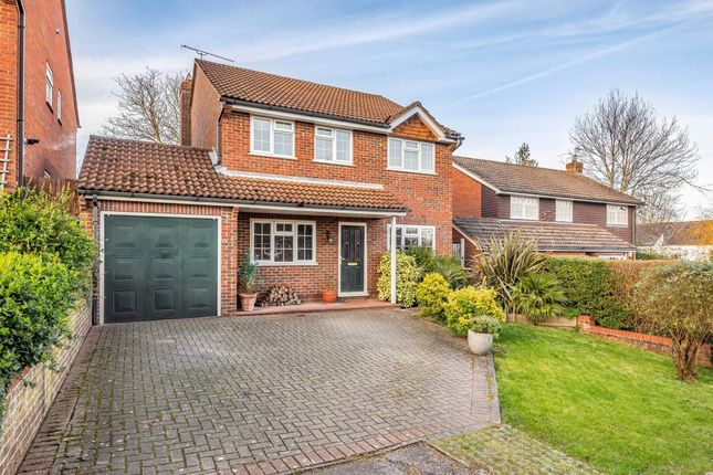 Thumbnail Detached house for sale in Emmets Park, Binfield