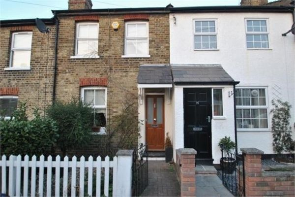 Thumbnail Cottage to rent in Queens Road, Chislehurst, Kent