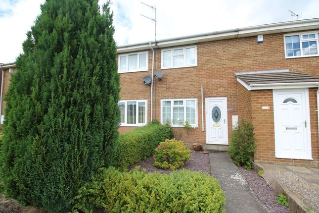 Thumbnail Terraced house to rent in Kepier Chare, Crawcrook, Ryton