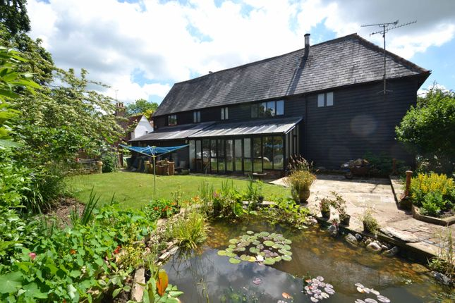 Thumbnail Barn conversion for sale in Oak Road, Rivenhall, Witham