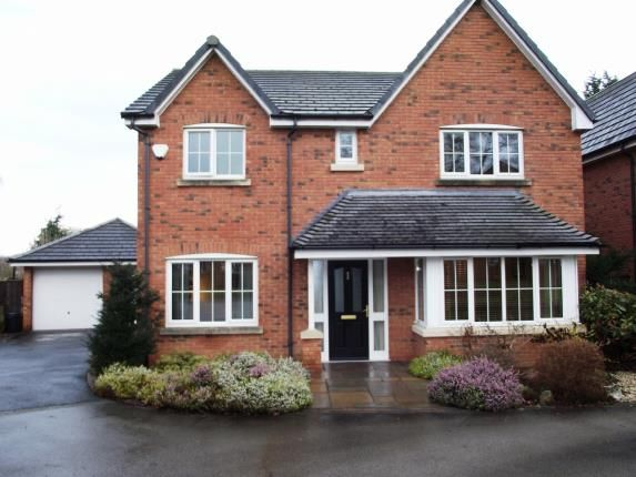 Thumbnail Detached house for sale in Aston Forge, Preston Brook, Runcorn, Cheshire