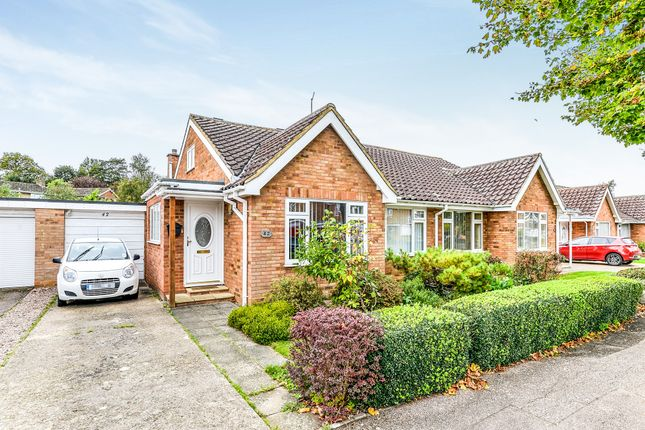 Thumbnail Semi-detached bungalow for sale in Princes Road, Bromham, Bedford