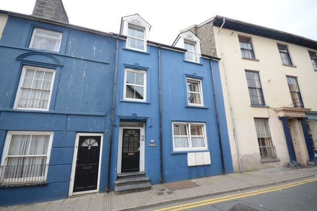Thumbnail Flat for sale in Penrallt, Aberystwyth, Ceredigion