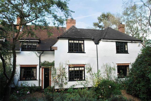 Thumbnail Semi-detached house for sale in Sulhamstead Hill, Sulhamstead, Reading