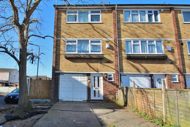 Thumbnail End terrace house to rent in Trinity Place, Bexleyheath