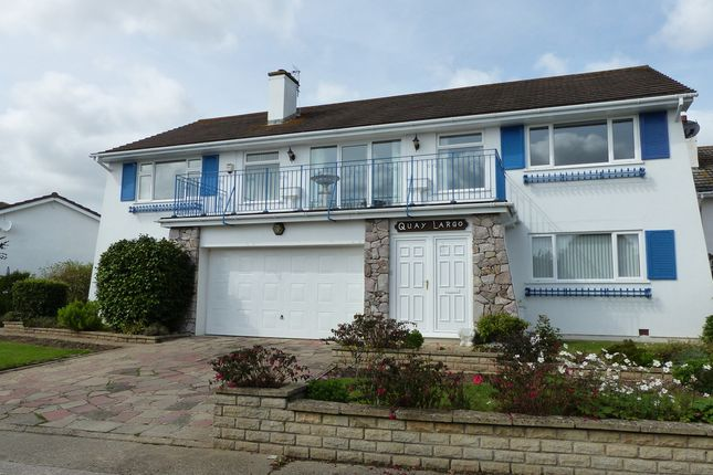 Thumbnail Detached house to rent in Cuthbert Close, Teignmouth Road, Torquay