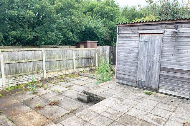 Back Garden of Leopold Way, Blackburn BB2