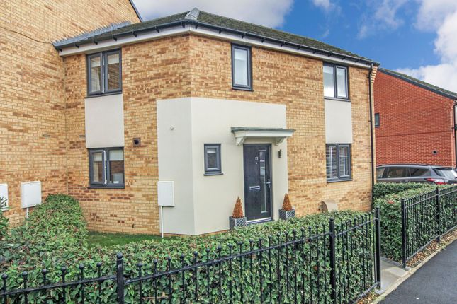 Thumbnail End terrace house for sale in Wellhouse Road, Newton Aycliffe