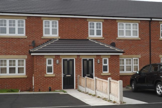 Thumbnail Terraced house to rent in Charnock Street, Chorley