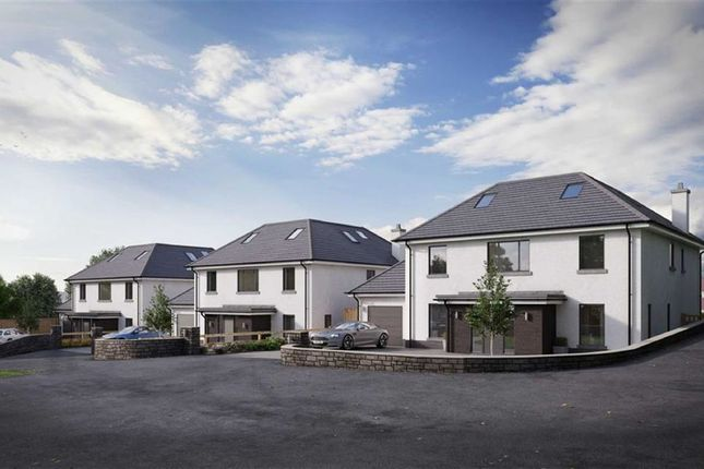 Thumbnail Detached house for sale in Emmanuel Court, Horton, Swansea, Swansea