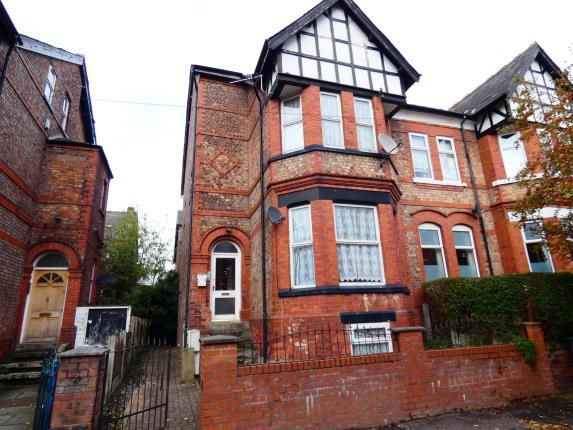 Thumbnail Semi-detached house for sale in Grosvenor Road, Whalley Range, Manchester, Greater Manchester