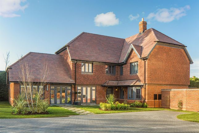 Thumbnail Detached house for sale in Newport Road, Woburn Sands
