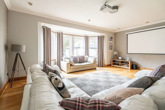 Thumbnail Detached house for sale in Broughton Road, Biggar, Scottish Borders