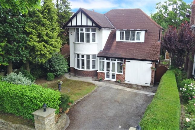Thumbnail Detached house for sale in The Meade, Wilmslow