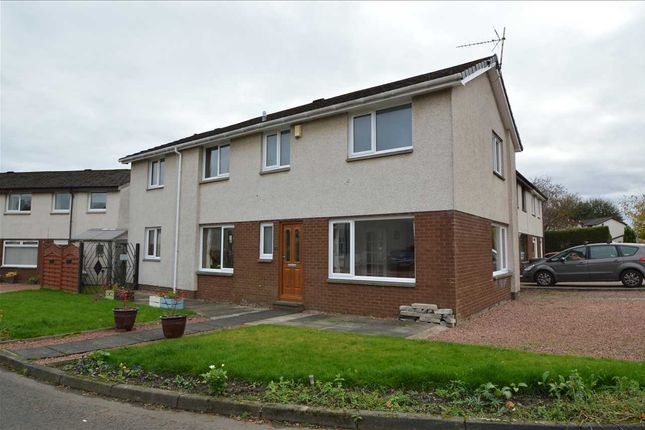 Thumbnail Detached house for sale in Millfield Crescent, Erskine