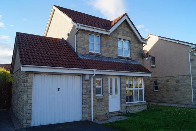 Thumbnail Detached house to rent in Wild Goose Drive, Newmachar, Aberdeen