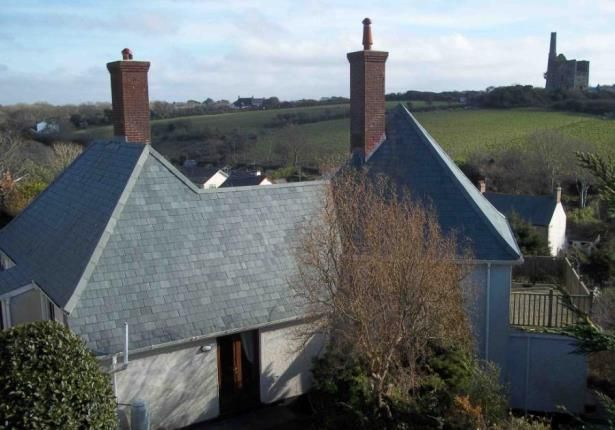 Thumbnail Detached house for sale in Wheal Kitty, St. Agnes, Cornwall