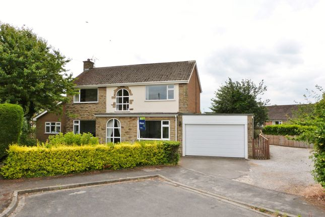 Thumbnail Detached house for sale in St Johns Avenue Kirby Hill, Boroughbridge, York
