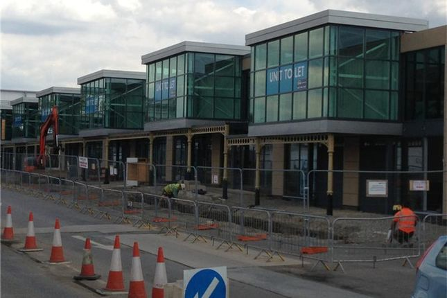 Thumbnail Commercial property to let in Ellesmere Centre, Bolton Road, Manchester, Greater Manchester, England