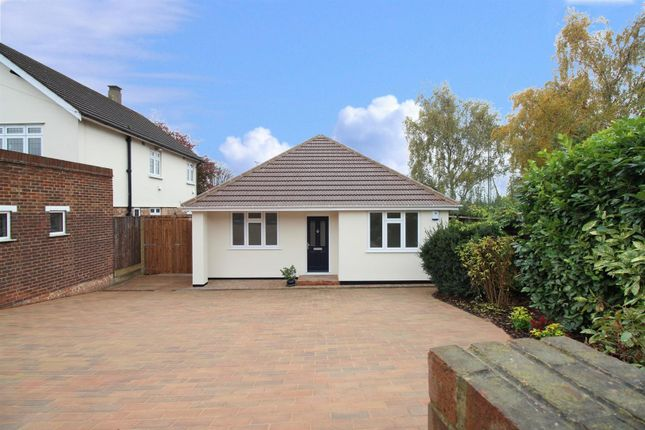 Thumbnail Detached bungalow for sale in Arbuthnot Lane, Bexley